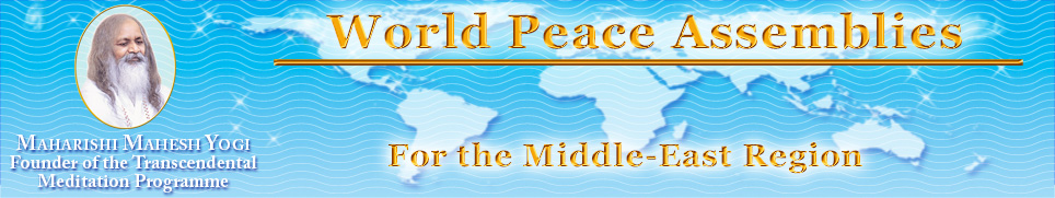 WPA Middle-East for World Peace