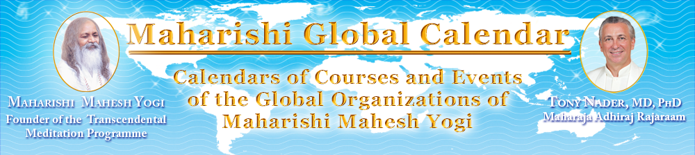 Maharishi Global Calendar